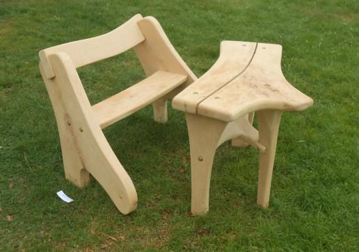 Tisch Sitzbank
